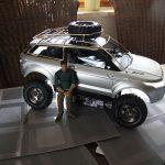 Range Rover Evoque rc 1:10