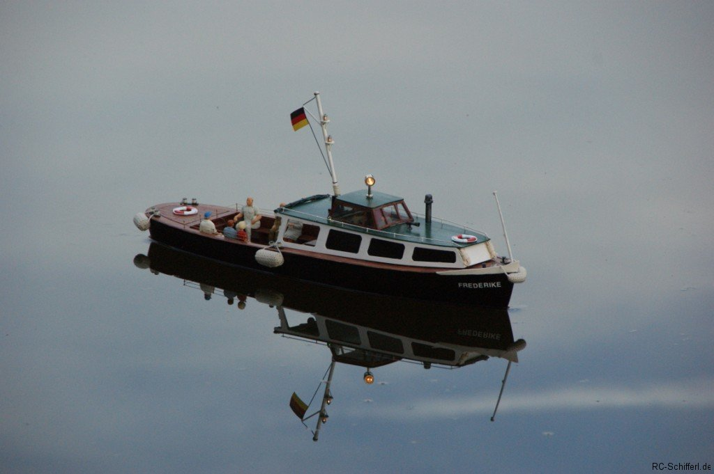 Krick Hafenbarkasse Felix - Frederike