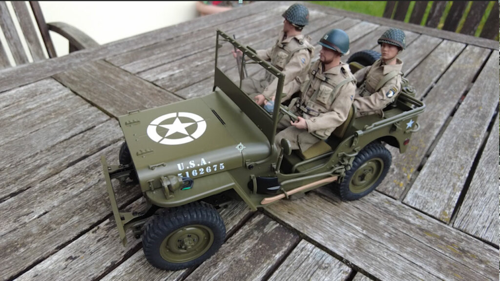 roc hobby mb willys 1/12